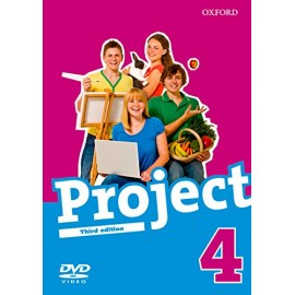 Project 4 Third Edition Culture DVD