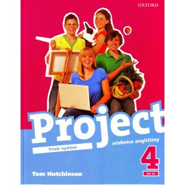 Project 4 Third Edition Student's Book CZ