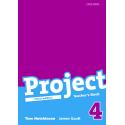 Project 4 Third Edition Teacher's Book