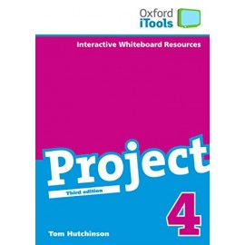 Project 4 Third Edition iTools CD-ROM