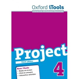 Project 4 Third Edition New iTools DVD-ROM