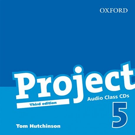 Project 5 Third Edition Class CDs