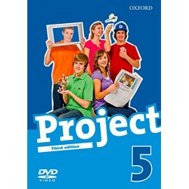 Project 5 Third Edition Culture DVD