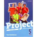 Project 5 Third Edition Student's Book CZ