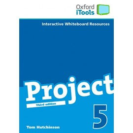 Project 5 Third Edition iTools CD-ROM