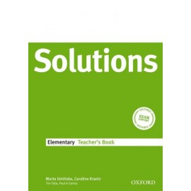 Maturita Solutions Elementary Teacher's Book