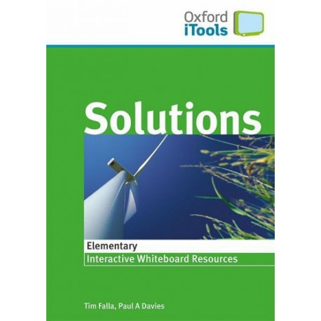 Maturita Solutions Elementary iTools CD-ROM Oxford University Press 9780194552318