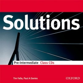 Maturita Solutions Pre-Intermediate Class CDs