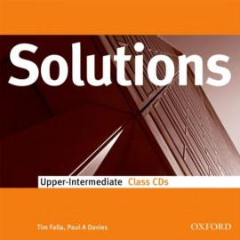 Maturita Solutions Upper-Intermediate Class CDs