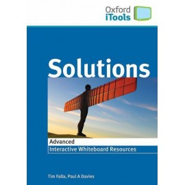 Maturita Solutions Advanced iTools CD-ROM