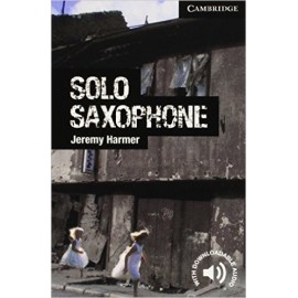 Cambridge Readers: Solo Saxophone + Audio download