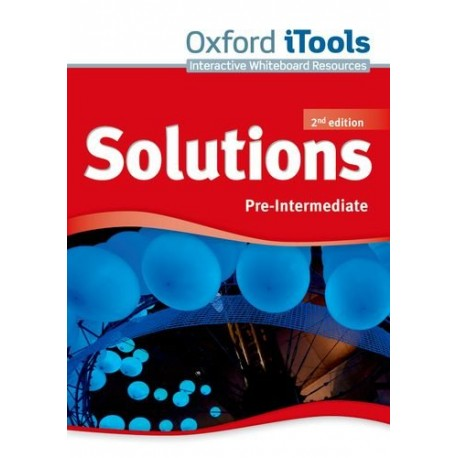 Maturita Solutions Second Edition Pre-Intermediate iTools DVD-ROM Oxford University Press 9780194553506