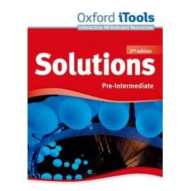 Maturita Solutions Second Edition Pre-Intermediate iTools DVD-ROM