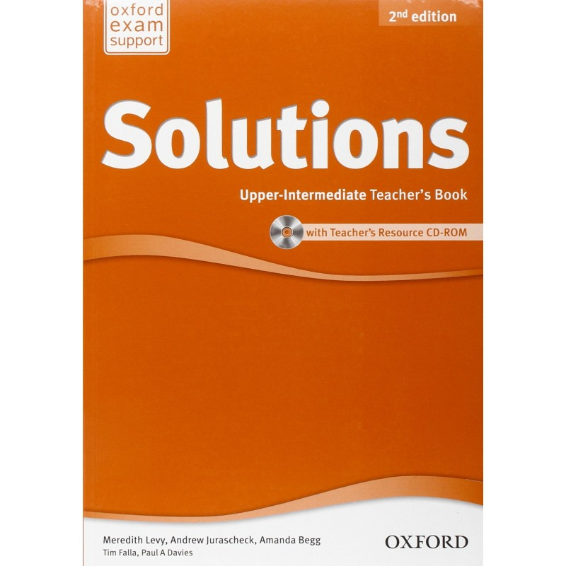 solutions advanced к решебник