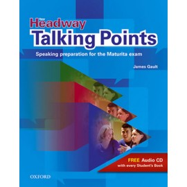 New Headway Talking Points Student's Book (with free CD)