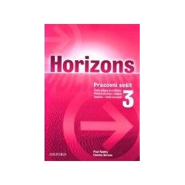 Horizons 3 Workbook Czech Edition