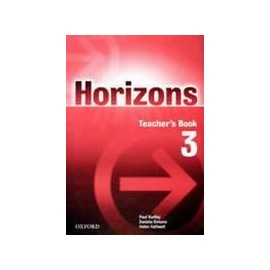 Horizons 3 Teacher's Book