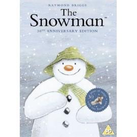 The Snowman DVD
