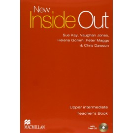 New Inside Out Upper-Intermediate Teacher's Book + Test CD