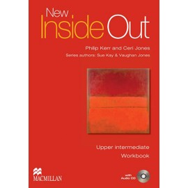 New Inside Out Upper-Intermediate Workbook without key + CD