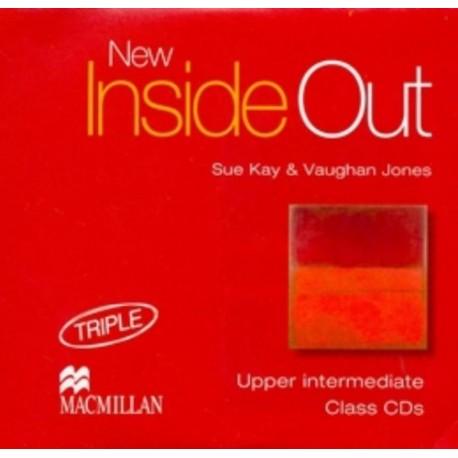 New Inside Out Upper-Intermediate CDs Macmillan 9780230009172