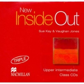 New Inside Out Upper-Intermediate CDs