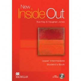 New Inside Out Upper-Intermediate Student's Book + CD-ROM