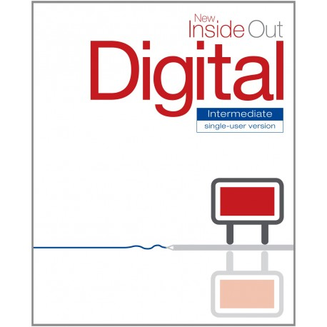 New Inside Out Intermediate Digital Whiteboard Software Macmillan 9781405099691