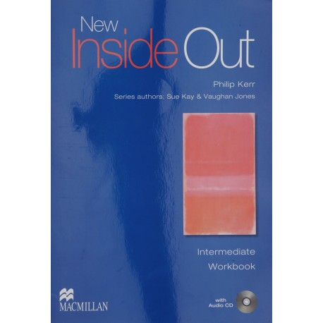 New Inside Out Intermediate Workbook without Key + CD Macmillan 9781405099684