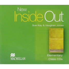 New Inside Out Elementary Class CDs