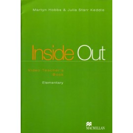 Inside Out Elementary Video Teacher's Book