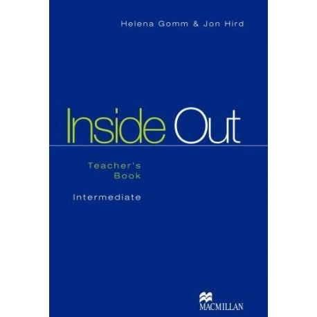 Inside Out Intermediate Teacher's Book Macmillan 9780333757581