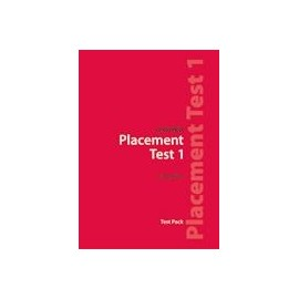 Oxford Placement Tests 1 Test Pack (Revised Edition)