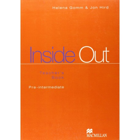 Inside Out Pre-intermediate Teacher's Book Macmillan 9780333975879