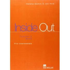 Inside Out Pre-intermediate Teacher's Book