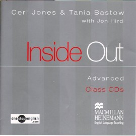 Inside Out Advanced Class Audio CDs