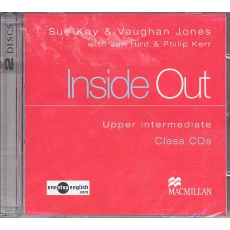 Inside Out Upper-Intermediate Class Audio CDs Macmillan 9780333958391
