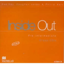 Inside Out Pre-Intermediate Class Audio CDs