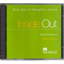 Inside Out Elementary Class Audio CDs