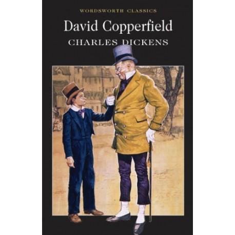 David Copperfield Wordsworth 9781853260247