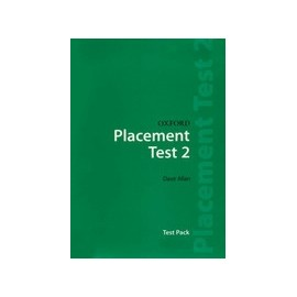 Oxford Placement Tests 2 Test Pack 2 (Revised Edition)