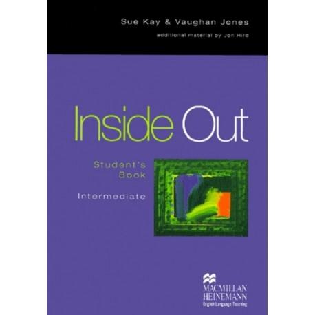 Inside Out Intermediate Student's Book Macmillan 9780333757543