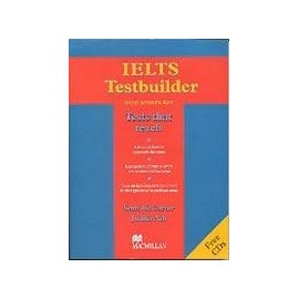 IELTS Testbuilder (With Key) + CD