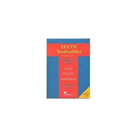 IELTS Testbuilder (With Key) + CD