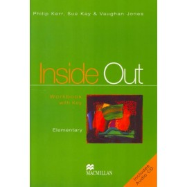 Inside Out Elementary Workbook with Key + Audio CD