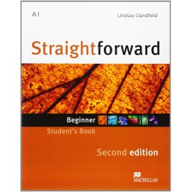 Straightforward Beginner Second Ed. Student's Book