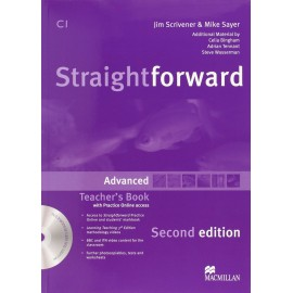 Straightforward Advanced Second Ed. Teacher's Book Pack