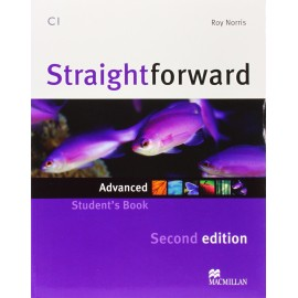 Straightforward Advanced Second Ed. Student's Book + eBook + Practice Online access