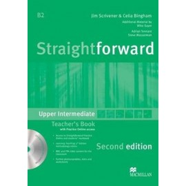 Straightforward Upper-Intermediate Second Ed. Teacher's Book Pack