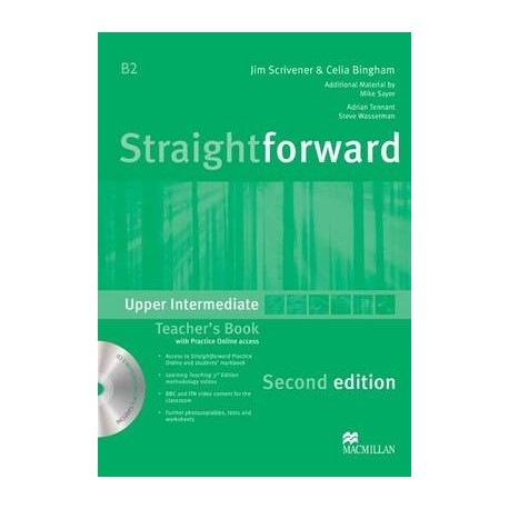 Straightforward Advanced Teachers Book